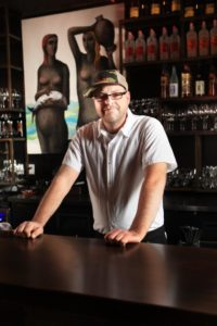 Oso restaurant's executive chef David Bush's style is a shake-up for Sonoma, a town better known for its satisfying, if safer, Wine Country cuisine.