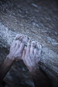 Free climbing El Capitan's Dawn Wall