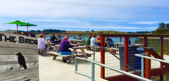 The Birds Cafe, Bodega Bay