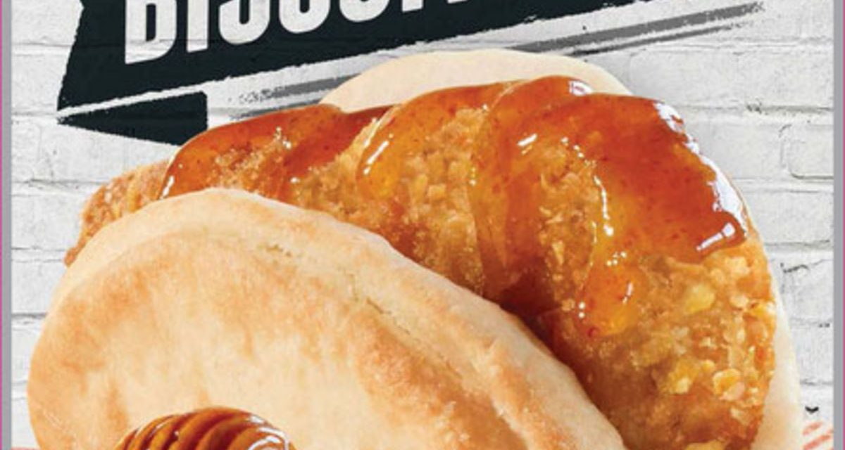 Biscuits are not Tacos: Taco Bell's New Biscuit Taco