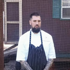 Jamil Peden has taken over as chef of the Applewood Inn in  Guerneville