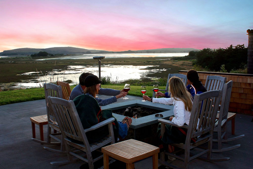 The Duck Club in Bodega Bay, CA has been named one of the 10 Most Beautiful Restaurant Views in America according to People.com.