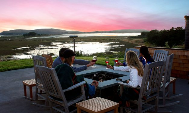 Duck Club Restaurant Most Beautiful View in America?