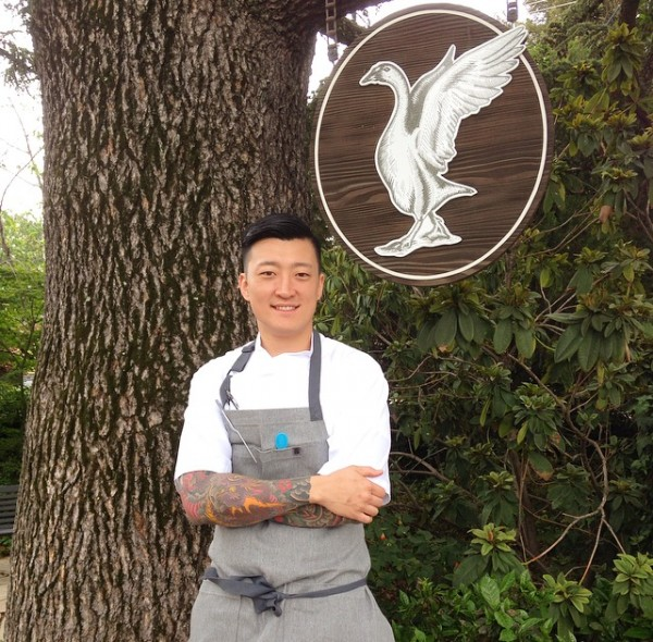 Chef Howard Lee Ko takes over as Chef de Cuisine at St. Helena's Goose & Gander