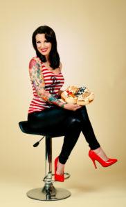 Cinnaholic owner Shannon Radke is bringing her vegan cinnamon rolls to Santa Rosa