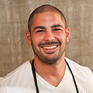 Louis Maldonado is one of the high caliber chefs participating in Bite Silicon Valley