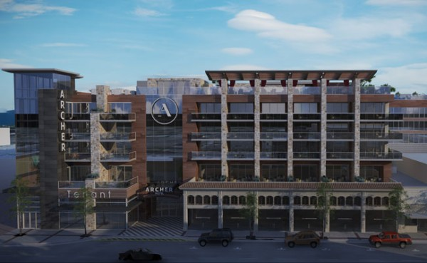 Charlie Palmer Steak will open in Napa in late 2016 at the forthcoming Archer Hotel.