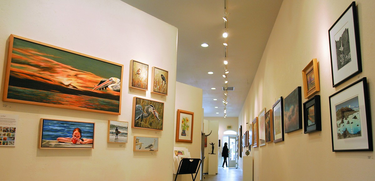 Graton Gallery in Graton. (Photo by Christopher Chung)