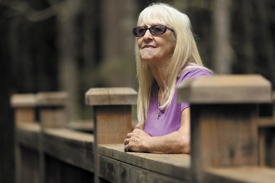 Every day, Linda Willes relives that moment her husband dived and didn't resurface.