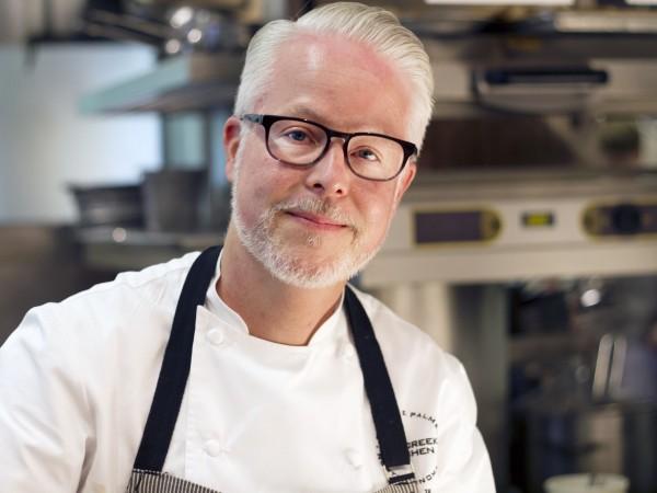 Chef Andrew Wilson of Dry Creek Kitchen Photo: ©Heather Irwin