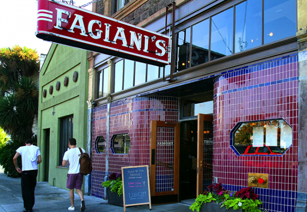 The Thomas at Fagiani's on Wednesday, September 26, 2012. (Jeff Kan Lee/ The Press Democrat)   Jeff Kan Lee