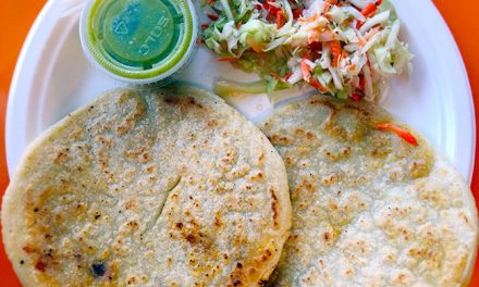 Secret Spot for Homemade Tortillas