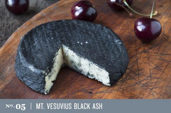 Black Ash Vegan Cheese from Miyokos Kitchen