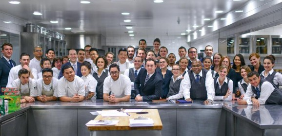 Stellar Chef Lineup for Meadowood 12 Days of Christmas 2015