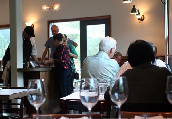 Hazel Restaurant in Occidental. Photo Heather Irwin.