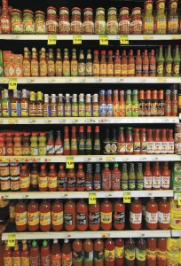 Local Mexican markets now appeal to a wide range of cooks seeking exotic ingredients to spice up their dishes.
