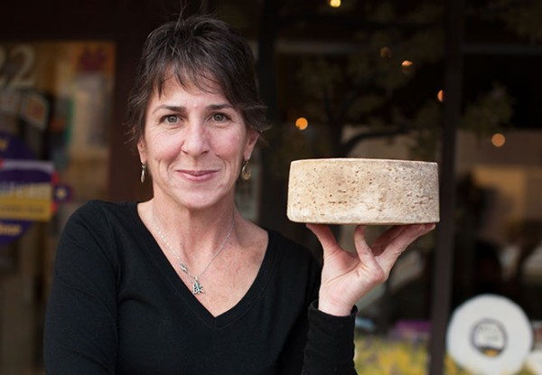 Sheana Davis of Epicurean Connection in Sonoma has sold her business to La Salette Owner Manuel Azevedo.