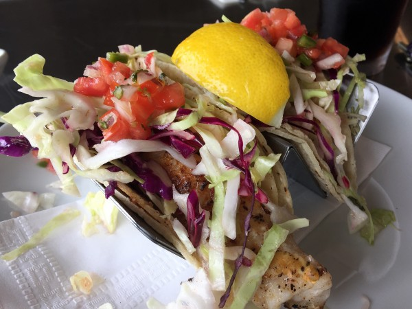 Best Fish Tacos Ever. Ever. Santa Rosa Seafood Raw Bar and Grill Photo: Heather Irwin