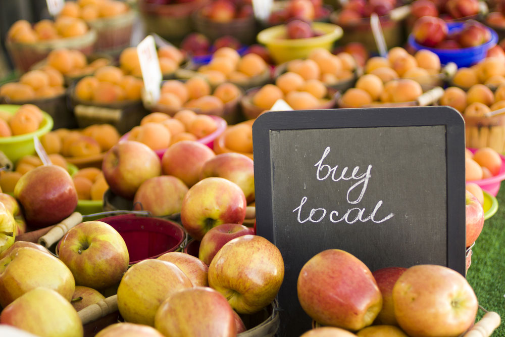 Are local grocers really local?