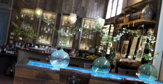 Barndiva Gallery Bar