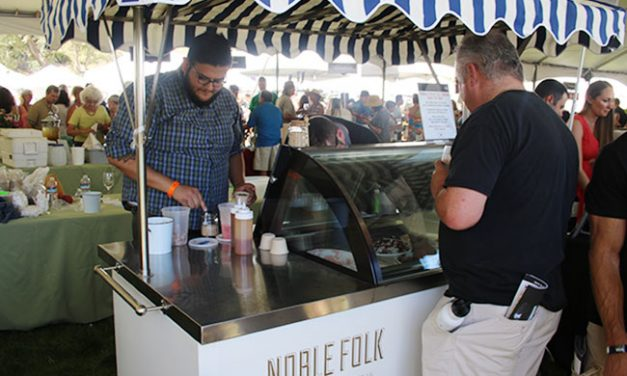 Noble Folk Ice Cream and Pie Bar Debut New Cart
