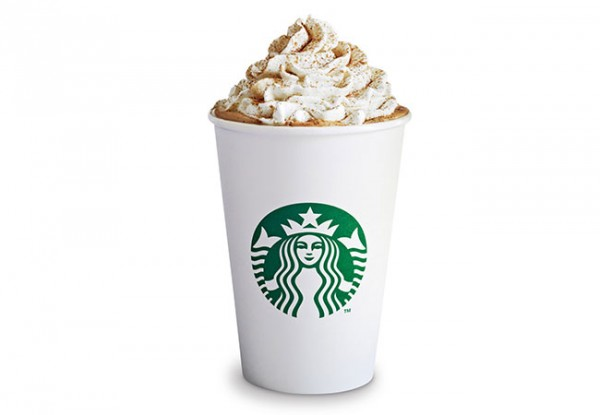 The Original PSL. Most people only get one a year from Starbucks. We kinda get it.