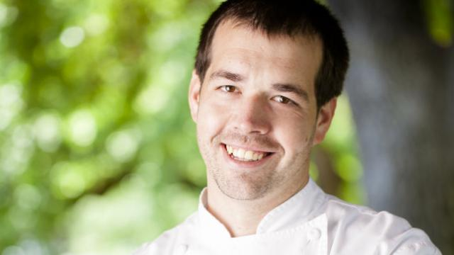 Perry Hoffman, new culinary director for SHED in Healdsburg. Photo: Zagat