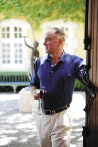 Winemaker Rob Davis is marking his 40th harvest at Jordan Vineyard & Winery this fall. (Photos courtesy Jordan Vineyard & Winery)