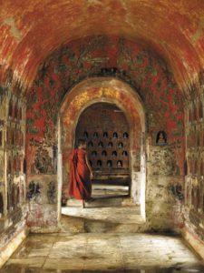 'Through the Portal,' by Lisa Kristine.