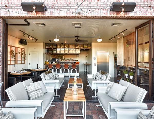 Ninebark Restaurant has opened in Napa. Photo: Ninebark