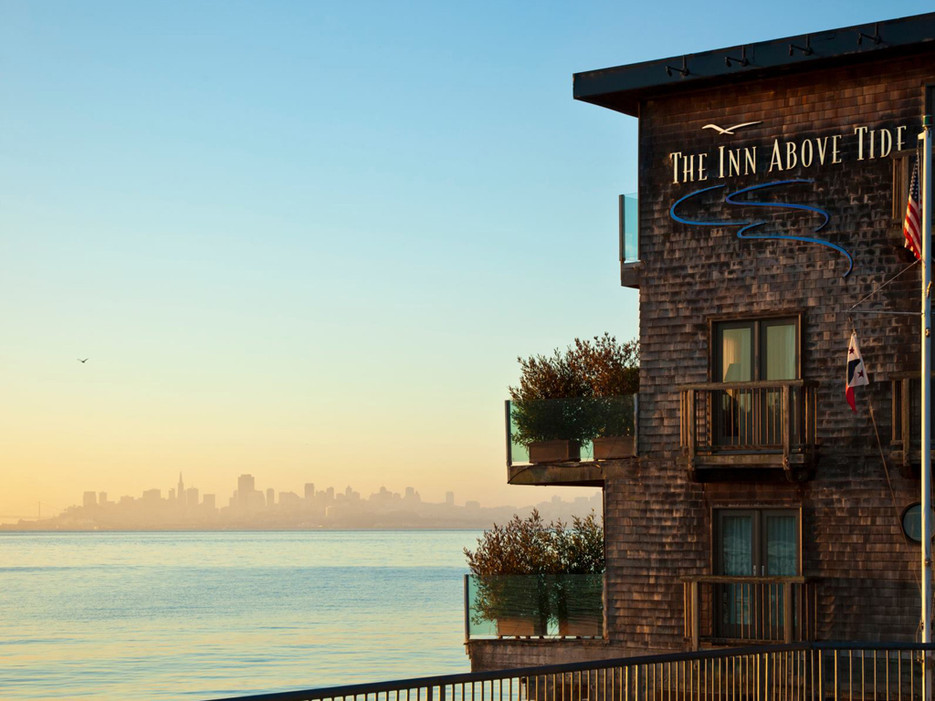 Five North Coast Hotels Voted Among Best In Northern California