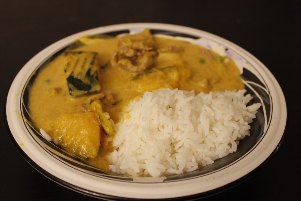 Tiny Thai in Rohnert Park is a best for take out.