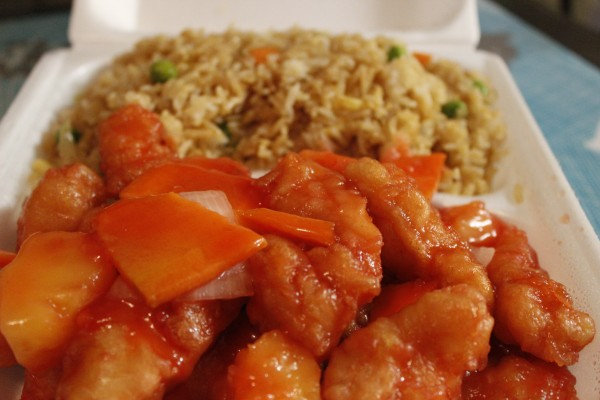 Fou Zhou restaurant is a best bet for delivery to Sonoma State Students.