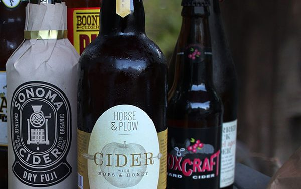 Best Sonoma Hard Ciders for Fall 2015