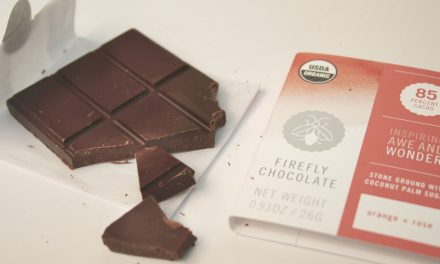 Supermarket Spy: Firefly Chocolate with Orange and Rose