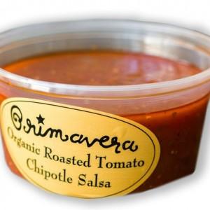 Primavera Roasted Tomato Chipotle Salsa