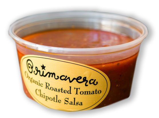Supermarket Spy: Primavera Roasted Tomato Salsa with Chipotle