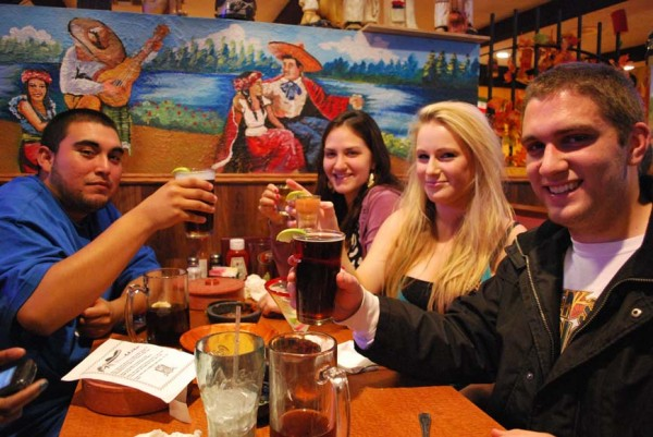 Mi Ranchito is a best Happy Hour for Sonoma State Students. Photo courtesy of Mi Ranchito.