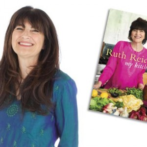 Ruth Reichl will appear this week