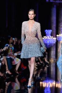 Ombre dress (Elie Saab / Courtesy of Elle Magazine)
