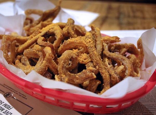 Pig Ears at Rossi's 1906 in Sonoma, California. Photo Heather Irwin