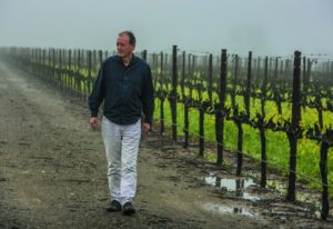 Nick Goldschmidt vineyard