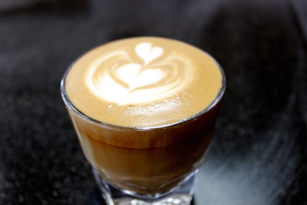 Acre's cortado coffee drink is one of the 10 best in Sonoma County