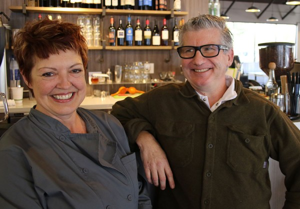 Chef John and Gesine Franchetti will open Franchetti's Wood-Fired Oven, Events and Catering.