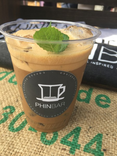 Mint to Be Vietnamese Coffee from Phinbar. Photo: Heather Irwin