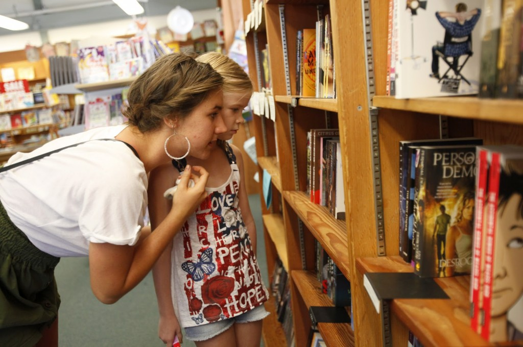 Don't have all your Christmas gifts line up? Here are some local stores to get those 11th hour gifts, while still being thoughtful. This is Copperfield's Books, it has gifts for all ages. (Crista Jeremiason / Press Democrat)
