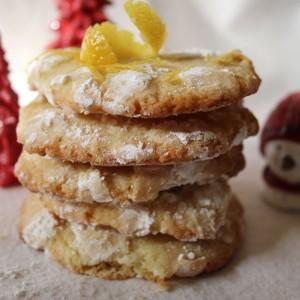 Jo's Lemon Snowflake Cookies