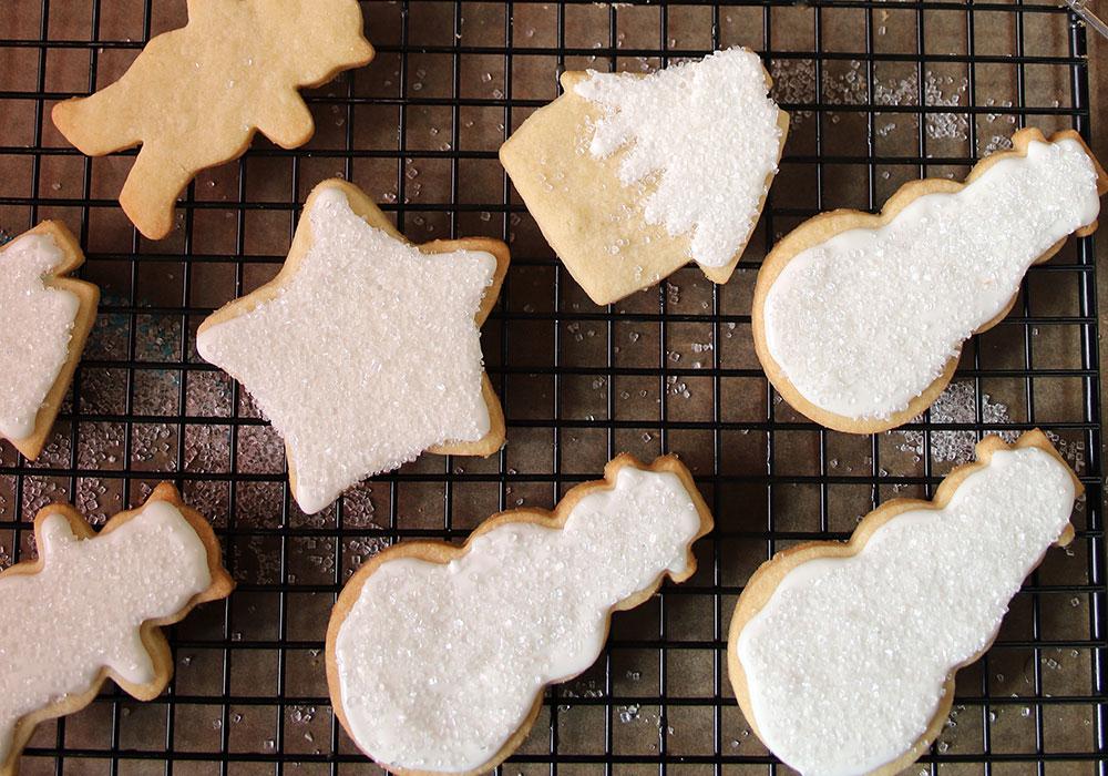 Best Iced Sugar Cookie Recipe