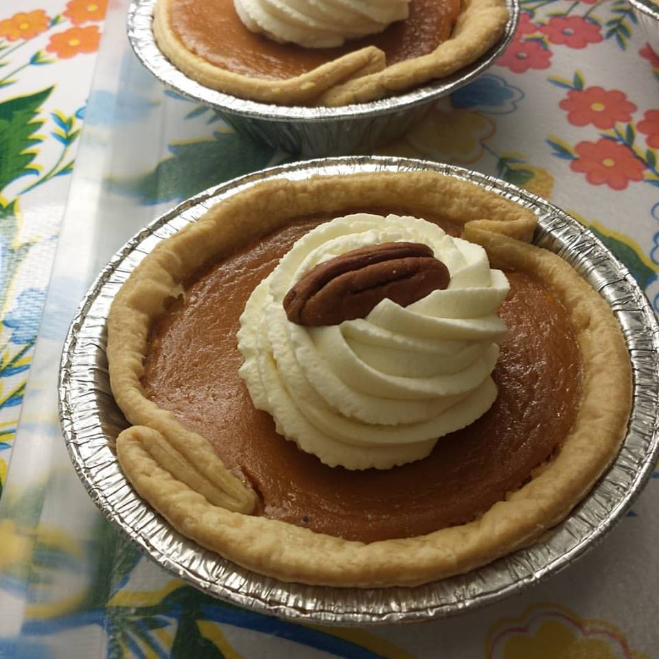 Petaluma Pie Company has delicious individual pies. (Courtesy / Petaluma Pie Company)