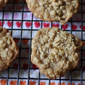 Best Ever Toffee Cookies